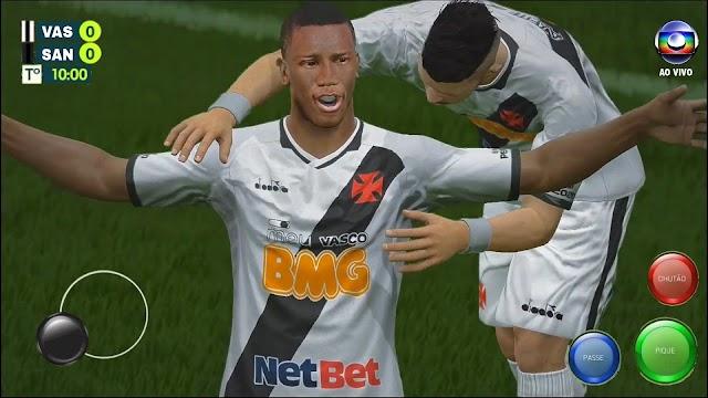 FIFA 20 MOBILE PATCH BRASILEIRÃO V6!