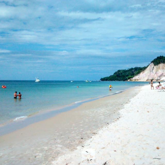 Praia de Gamboa - Morro de São Paulo - Bahia - Brasil