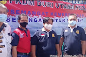 FKDM Kelurahan Duri Utara Mengadakan Giat Vaksinasi di Wilayah RW.05