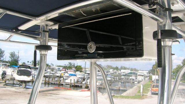 C&M Marine Products - Rough Water Electronics Box Marine Storage