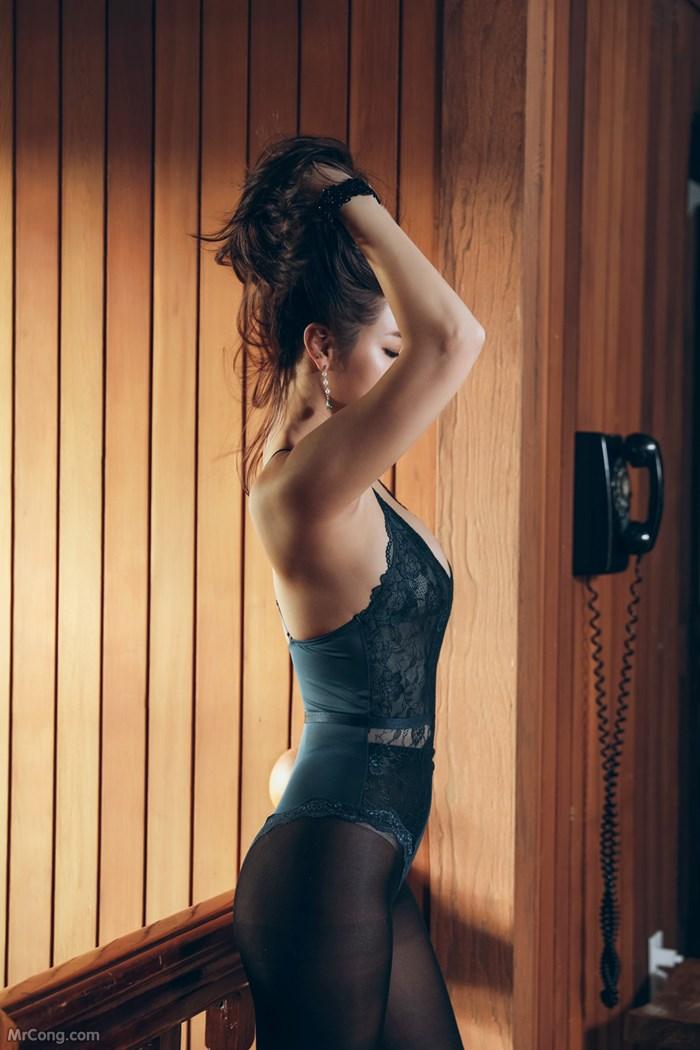 Image Kwon-Soo-Jung-MrCong.com-024 in post Người đẹp Kwon Soo Jung đầy mê hoặc trong bộ sưu tập nội y (134 ảnh)