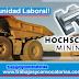 Hochschild Mina: convocatoria de Trabajo Perú, AYACUCHO, LIMA, SURCO, AREQUIPA