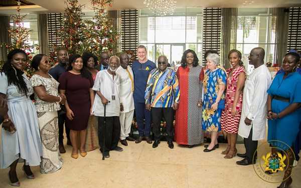 "President Akufo-Addo Launches ""Beyond The Return"" Initiative"
