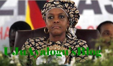 Assault Case: Grace Mugabe in Hot Soup as Police Secure Border to Foil Escape Plans