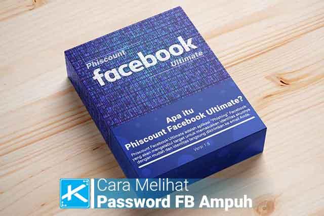 Cara melihat password atau kata sandi Facebook orang lain, teman, atau pacar menggunakan browser Google Chrome di PC dan Android.