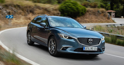 2017 Mazda 6 2.2 Skyactiv-D 150 Tourer Specs, Features review