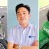 Delivery Rider, Nag-aaral sa Online Class habang nagta-Trabaho