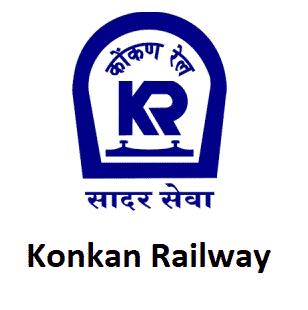 KRCL Vacancy 2021 | Railway Recruitment 2021 | KRCL Jobs | Konkan Railway