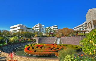 Richard Meier Fundación Getty Los Ángeles