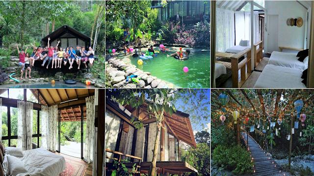 威娜_Asia Travel Book: 雪兰莪Hulu Langat特色住宿,一起逃离城市的喧嚣!