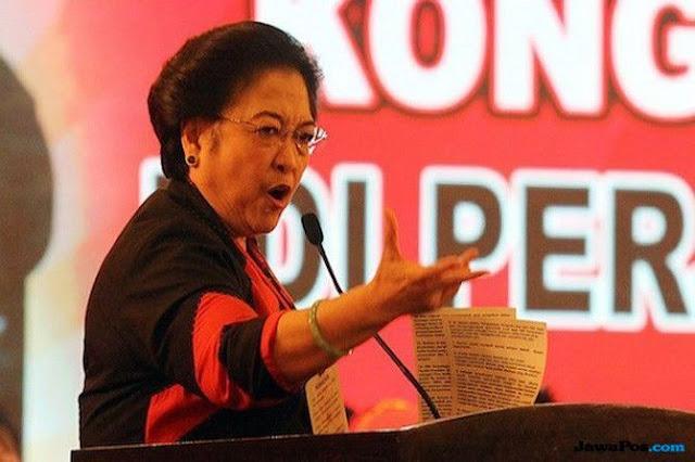 PDIP: Megawati Seorang Negawaran, Beliau Tidak Berambisi untuk Jabatan Presiden