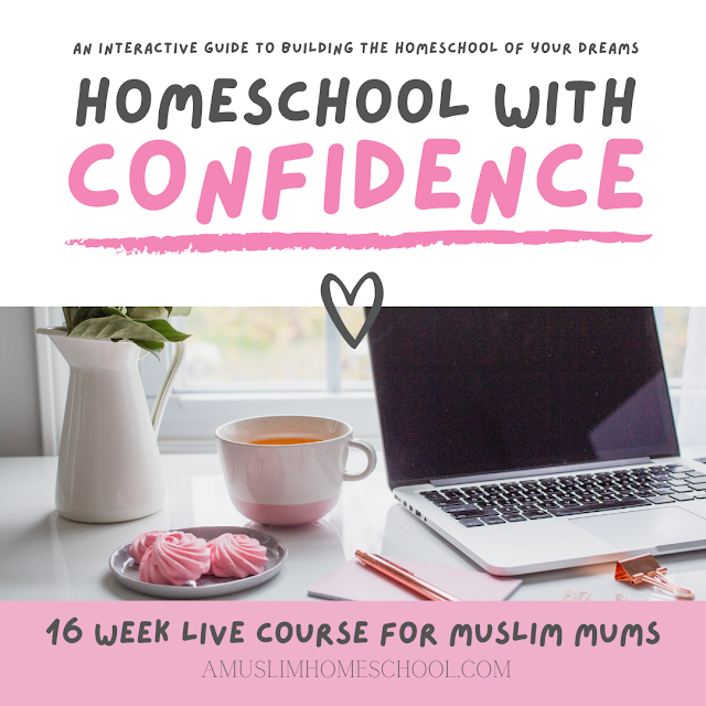 homeschool course for muslim mums
