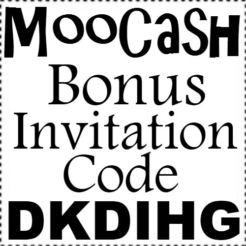 MooCash Invitation Code 2017, MooCash App Reviews, MooCash Referral Code 2017