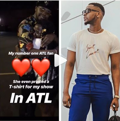 Lady Cries Uncontrollable As She Meets Kizz Daniel For The First Time