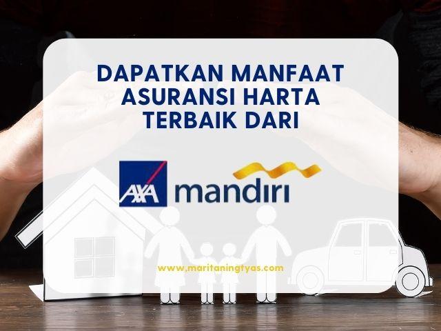 axa mandiri property