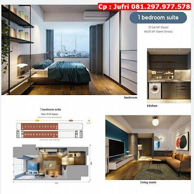 Jual Apartemen Murah Kota Tangerang, Cocok Untuk Investasi, Lokasi Strategis, CP 081.297.977.578