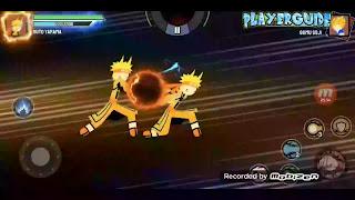 Naruto Stick fight games