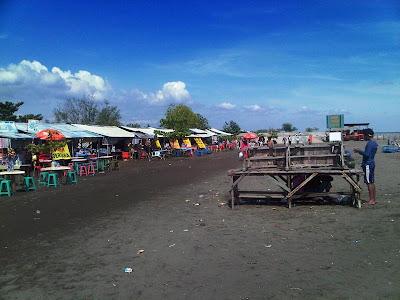 Tempat Wisata Pantai Maron Semarang 3