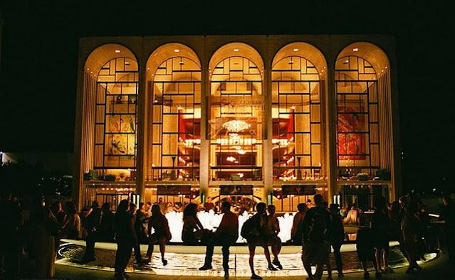 Metropolitan Opera (The Met) New York, USA
