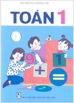 Sách Giáo Khoa Toán Lớp 1 - Nhiều Tác Giả