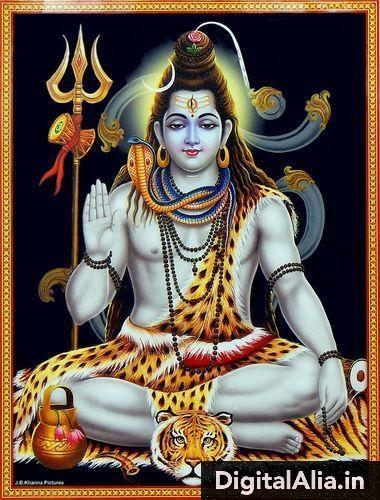 angry lord shiva hd wallpaper