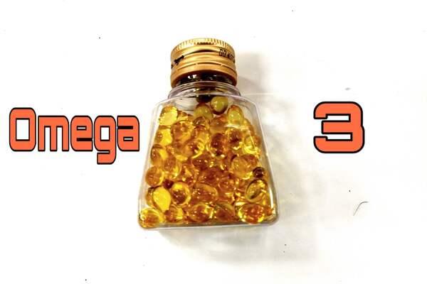 فوائد الأوميغا 3 للشعر والجسم