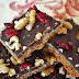 Cranberry Chocolate Walnut Brickle