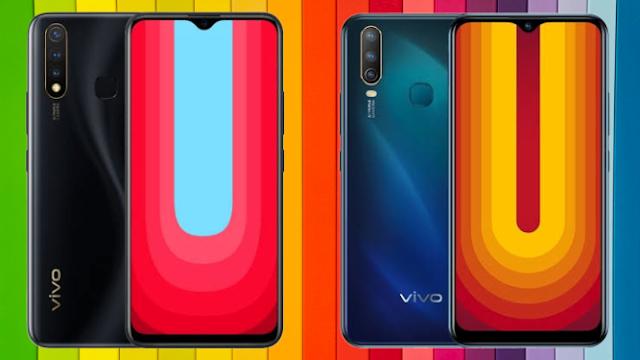 Vivo U20 vs Vivo U10