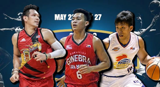 Top 10 Leading Candidates 2018 PBA All-Star Week
