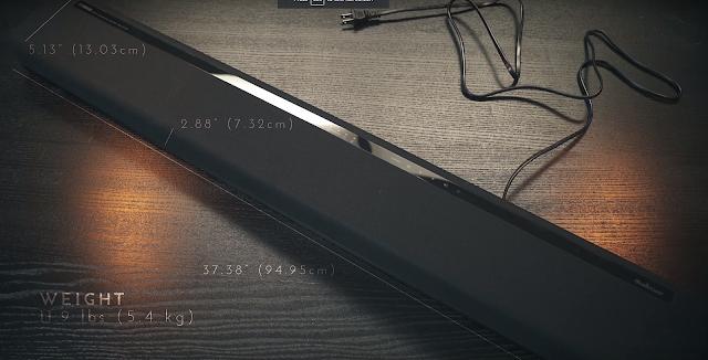 Yamaha Yas-706 soundbar wireless feature and great sound