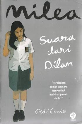Download ebook Novel Milea, Suara dari Dilan by. Pidi Baiq pdf