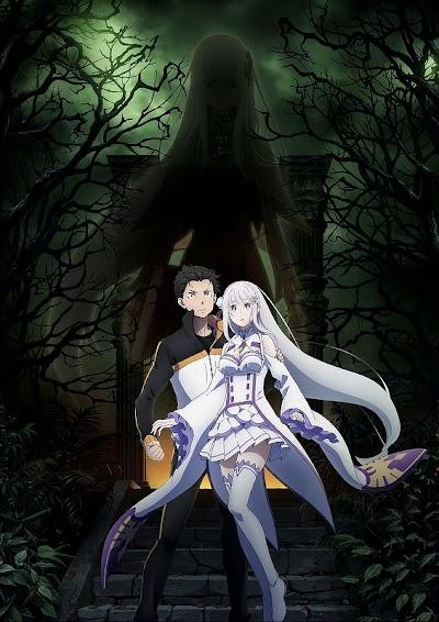 تقرير انمي Re:Zero kara Hajimeru Isekai Seikatsu s2 (الموسم الثاني)