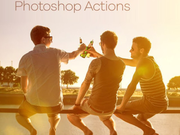 Download 30 Instagram Photoshop Actions Free
