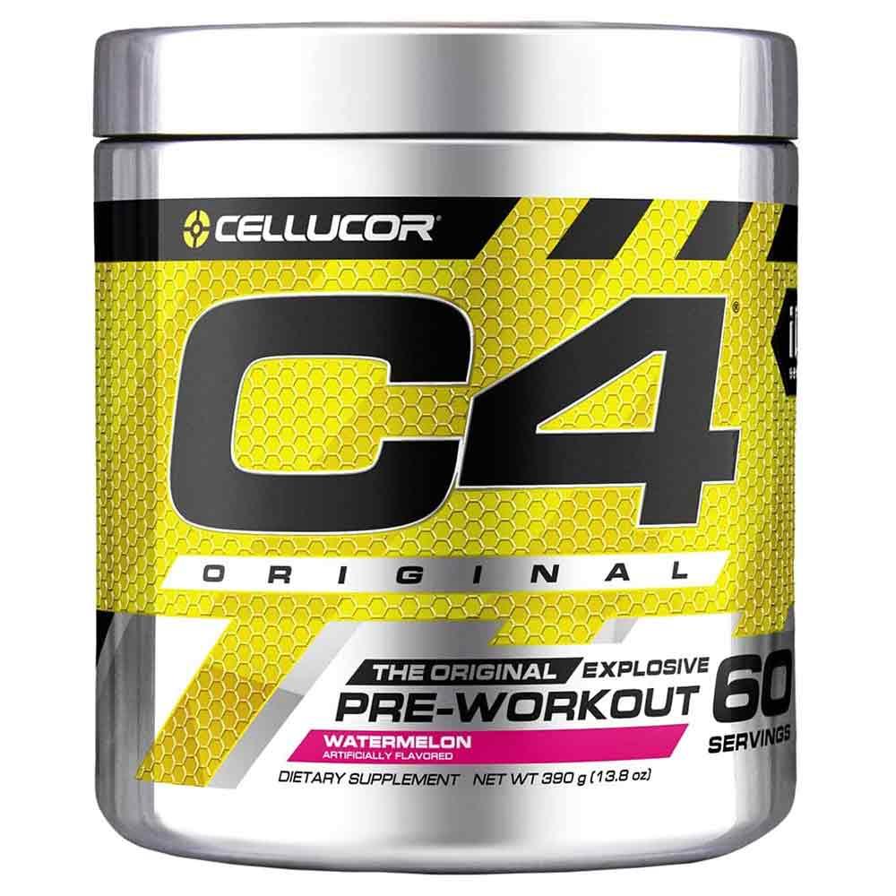 Cellucor C4 Explosive Preworkout, 0.85 lb (60 Servings)