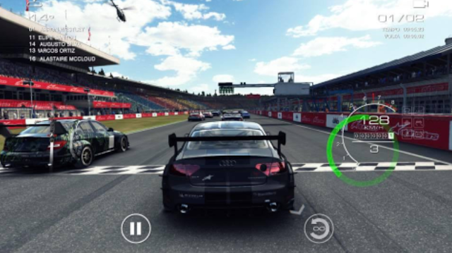 Grid Autosport best android HD android Game
