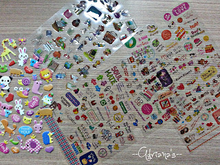 Stickers for Scrapbooking