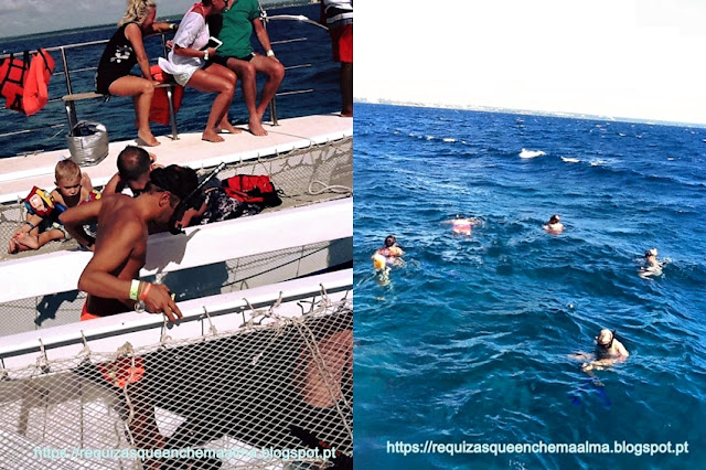 REPÚBLICA DOMINICANA Snorkel