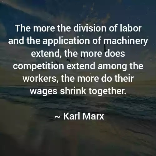 Quotes BY Karl Marx