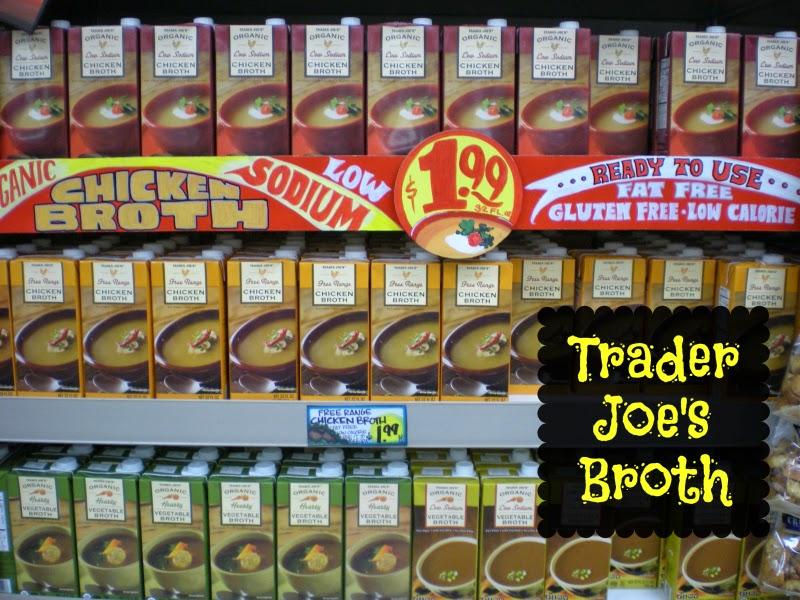 Trader Joe's Broth