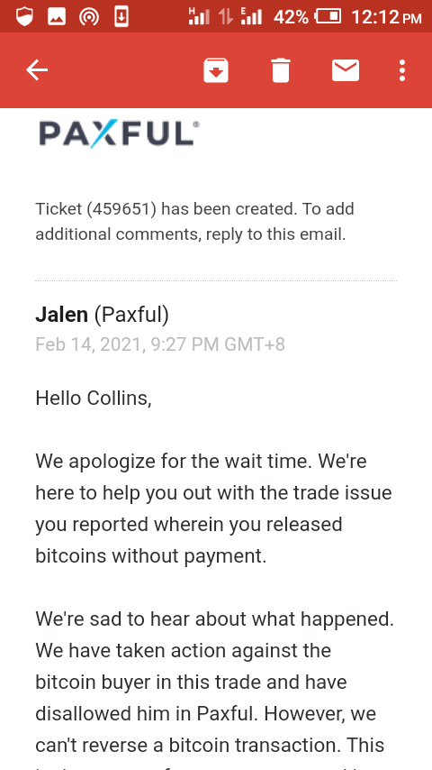 Paxful.com review legit or scam