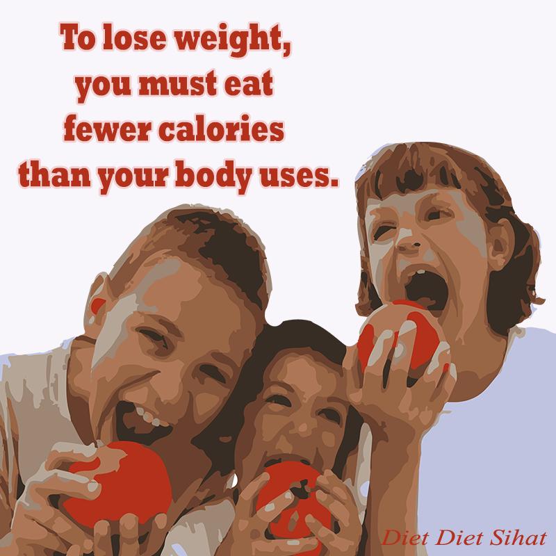 kalori tips
