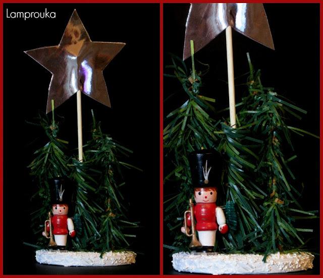 Χριστουγεννιάτικα στολίδια για bazaar.