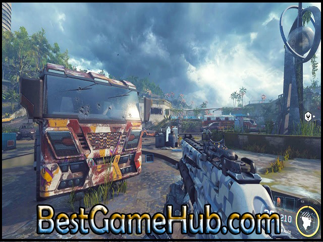 Call of Duty Black Ops III Compressed Torrent Game Download