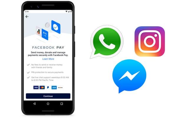 اخيرا يطلق فايس بوك عملية الدفع الخاصة به فايسبوك باي