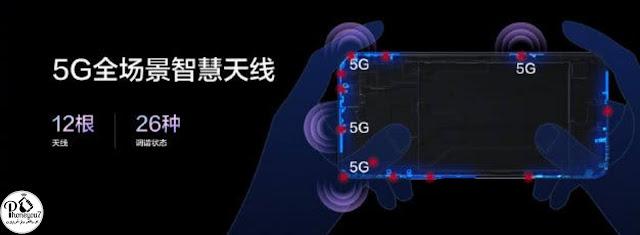 شبكات huawei enjoy 20 pro