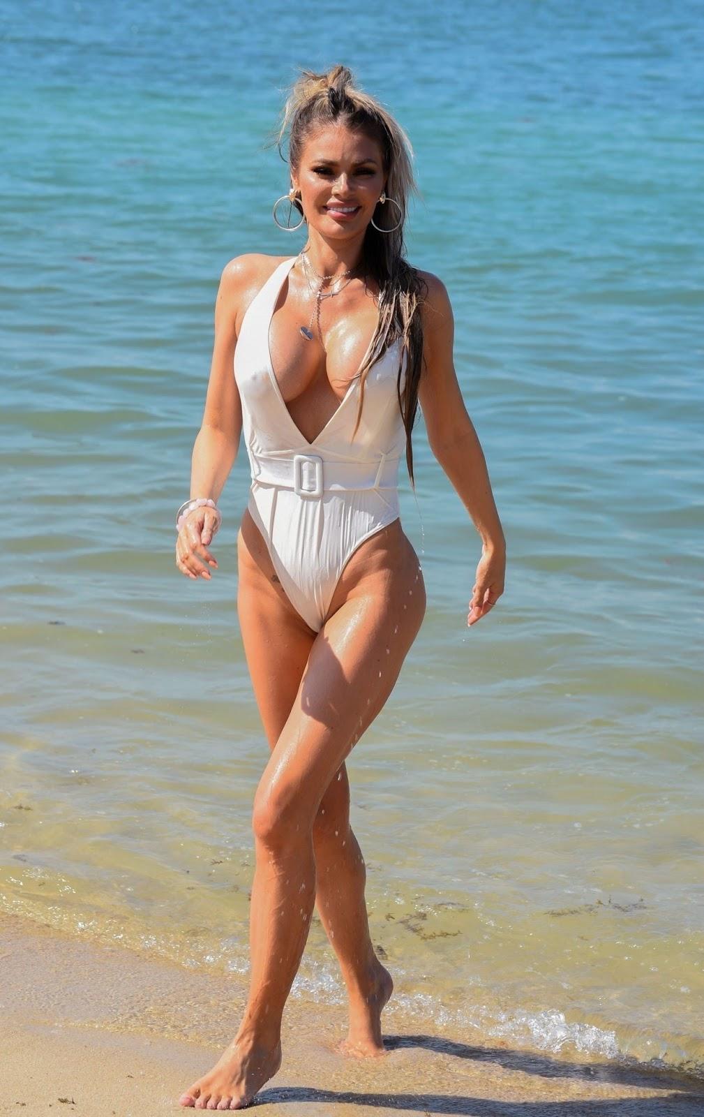 Chloe Sims in Swimsuit - 03/07/2019