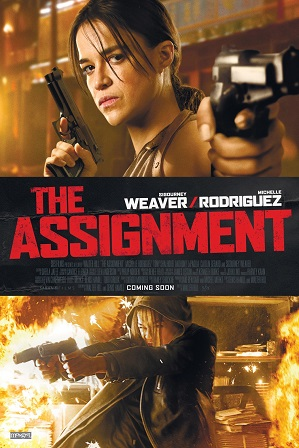 The Assignment (2016) Full Hindi Dual Audio Movie Download 480p 720p Bluray