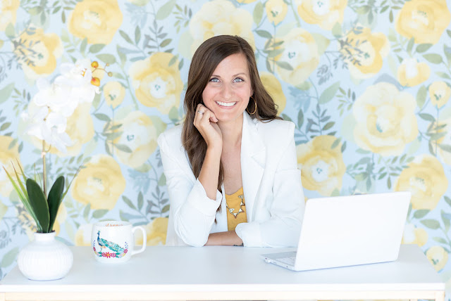 At Last Wedding planner Jaclyn Fraser at studio