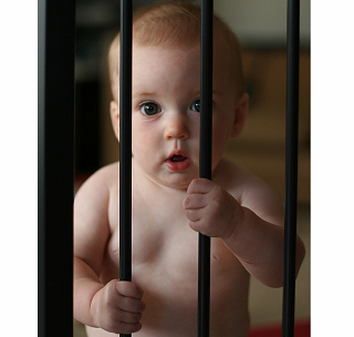 Image: Nora in Jail, by Martin Cron on Flickr