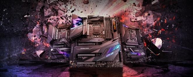 MSI Z490 motherboard